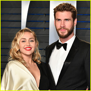Liam Hemsworth Seemingly Responds to Miley Cyrus Breakup Rumors