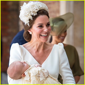 Prince Louis Has the Sweetest Smile in New Photo with Mom Kate Middleton!