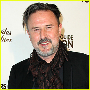 Why Is David Arquette Covered in Blood!?