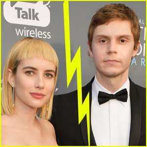 Emma Roberts & Evan Peters Split as She's Rumored to Be Dating a New Hollywood Star...