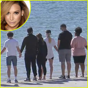 Naya Rivera's Friends & Family Gather at Lake Piru in Heartbreaking Image
