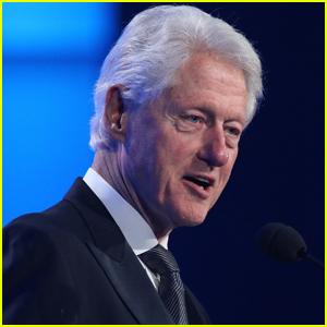 Former President Bill Clinton Has Been Hospitalized